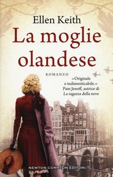 La moglie olandese - Ellen Keith - copertina