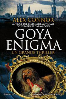 Goya enigma - Alex Connor - copertina