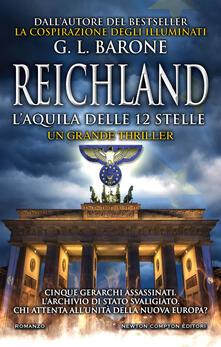 Reichland. L'aquila delle 12 stelle - G. L. Barone - ebook