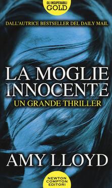 La moglie innocente - Amy Lloyd - copertina