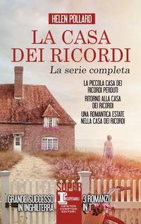 La La casa dei ricordi: La piccola casa dei ricordi perduti-Ritorno alla casa dei ricordi-Una romantica estate nella casa dei ricordi - Pollard Helen - wuz.it