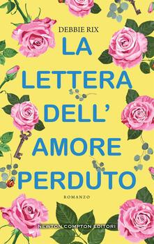 La lettera dell'amore perduto - Debbie Rix - copertina