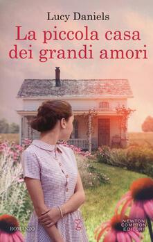 La piccola casa dei grandi amori - Lucy Daniels - copertina