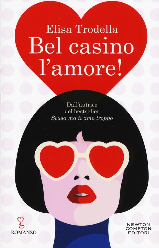 Bel casino l'amore! - Elisa Trodella - copertina