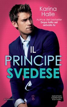 Il principe svedese - Emanuele Boccianti,Karina Halle - ebook