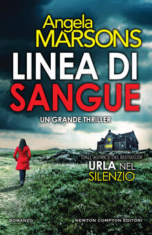 Linea di sangue - Angela Marsons - copertina