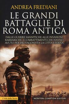 Antondemarirreguera.es Le grandi battaglie di Roma antica Image