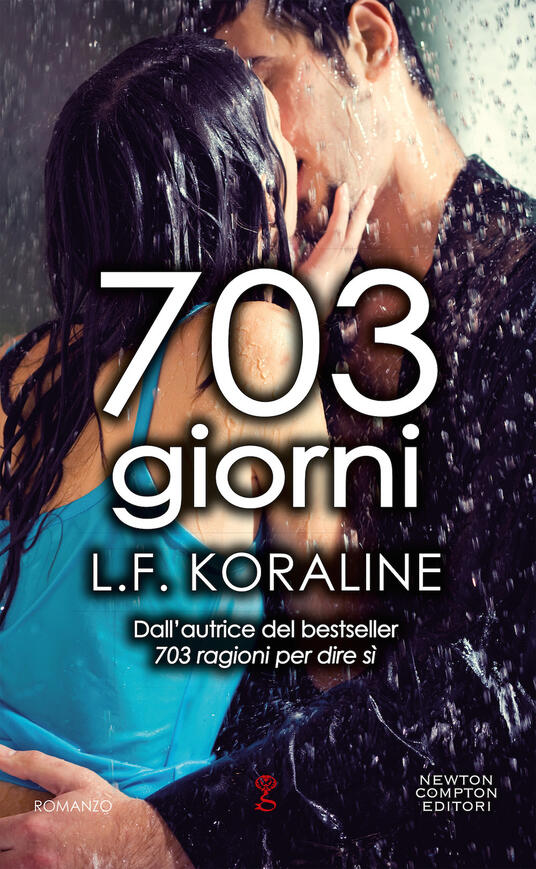703 giorni - L. F. Koraline - copertina