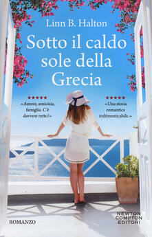 Sotto il caldo sole della Grecia - Linn B. Halton - copertina