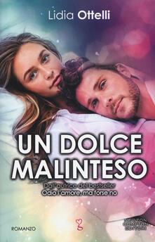 Un dolce malinteso - Lidia Ottelli - copertina