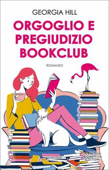 Orgoglio e pregiudizio bookclub - Georgia Hill - copertina