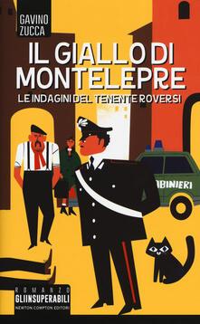 Il giallo di Montelepre. Le indagini del tenente Roversi.pdf