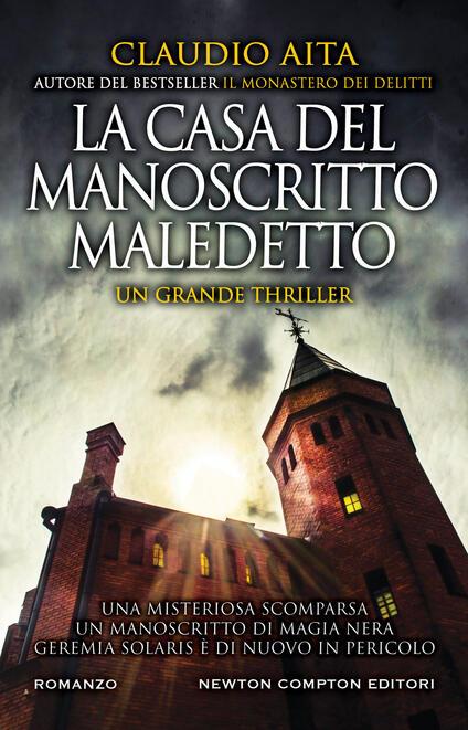 La casa del manoscritto maledetto - Claudio Aita - ebook