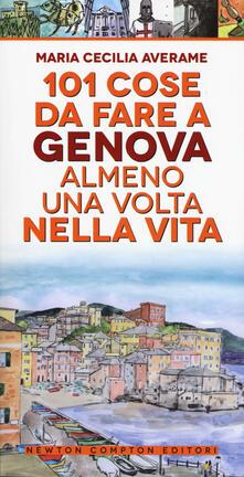Lpgcsostenible.es 101 cose da fare a Genova almeno una volta nella vita Image