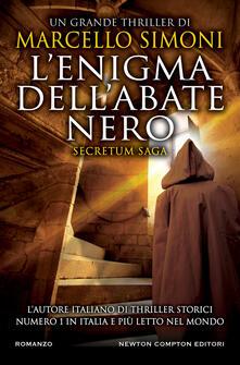 L' enigma dell'abate nero - Marcello Simoni - ebook