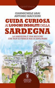 Festivalshakespeare.it Guida curiosa ai luoghi insoliti della Sardegna Image