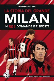 Promoartpalermo.it La storia del grande Milan in 501 domande e risposte Image