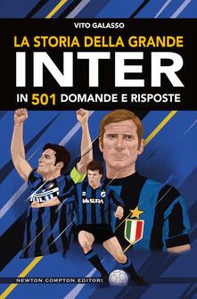 Librisulladiversita.it La storia della grande Inter in 501 domande e risposte Image