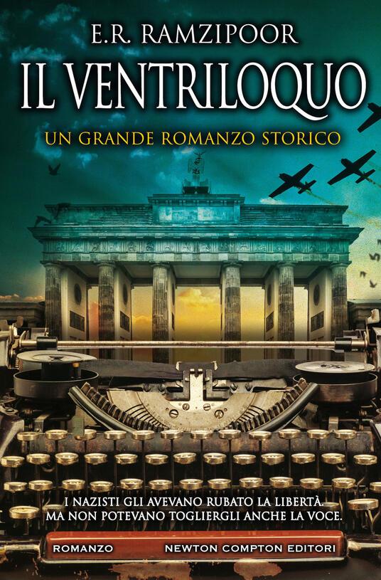 Il ventriloquo - E. R. Ramzipoor - copertina