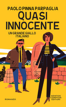 Quasi innocente - Paolo Pinna Parpaglia - ebook