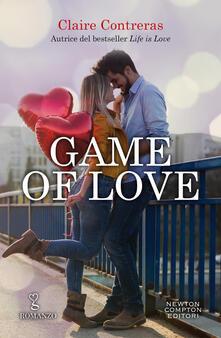 Game of love - Claire Contreras - ebook