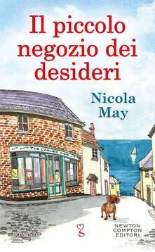 Il piccolo negozio dei desideri - Simona Palmieri,Nicola May - ebook