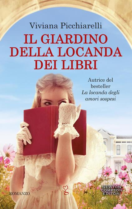 Il giardino della locanda dei libri - Viviana Picchiarelli - copertina