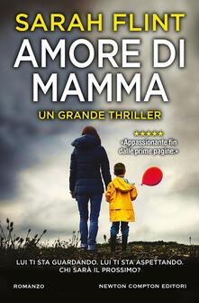 Amore di mamma - Sarah Flint - copertina