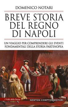 Antondemarirreguera.es Breve storia del Regno di Napoli. Un viaggio per comprendere gli eventi fondamentali della storia partenopea Image