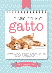Voluntariadobaleares2014.es Il diario del mio gatto Image