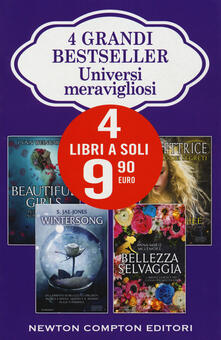 Listadelpopolo.it Universi meravigliosi: Beautiful girls-Wintersong-Bellezza selvaggia-La lettrice. Il libro dei segreti Image
