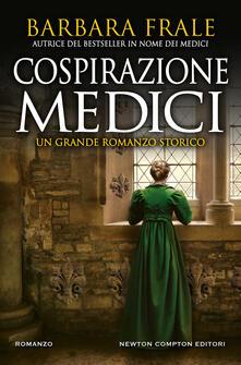 Cospirazione Medici - Barbara Frale - ebook