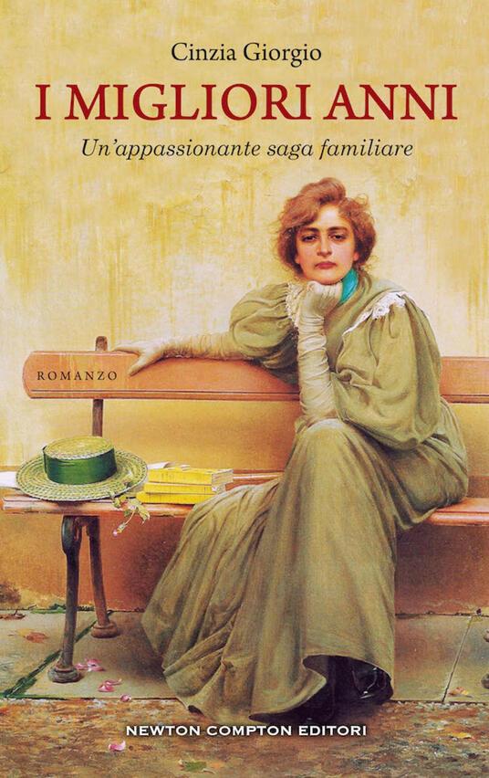 I migliori anni - Cinzia Giorgio - copertina