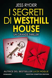 I segreti di Westhill House - Jess Ryder - copertina