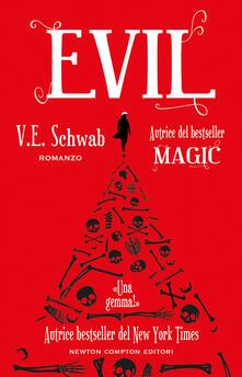 Evil - V. E. Schwab,Natalia Amatulli,Carla Decaro - ebook