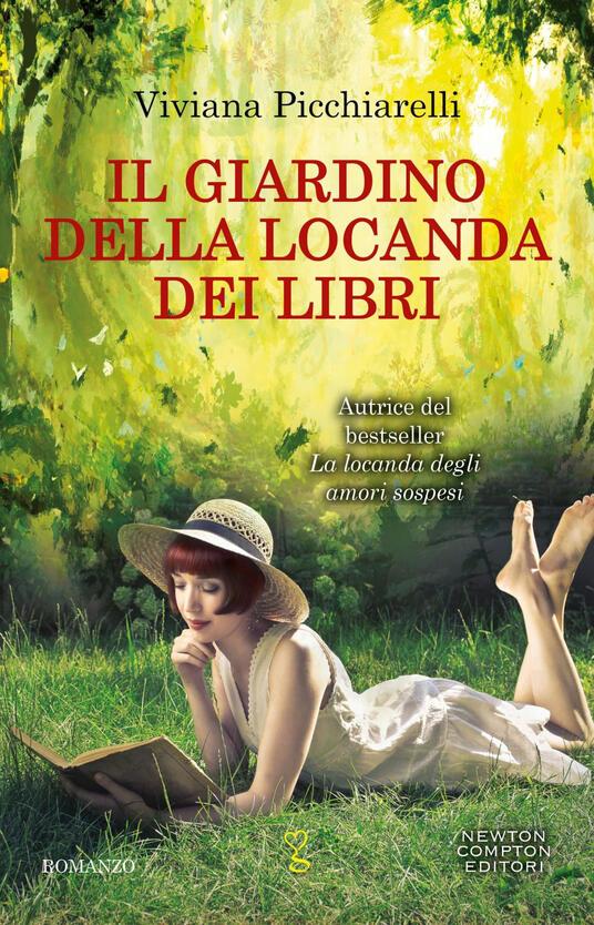 Il giardino della locanda dei libri - Viviana Picchiarelli - ebook