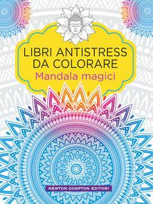 Milanospringparade.it Mandala magici. Libri antistress da colorare Image