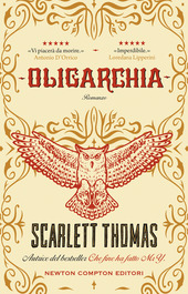 Copertina  Oligarchia : romanzo