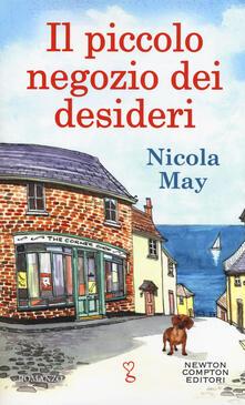 Il piccolo negozio dei desideri - Nicola May - copertina