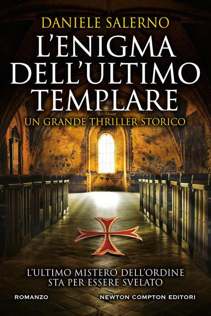 L' enigma dell'ultimo templare - Daniele Salerno - copertina