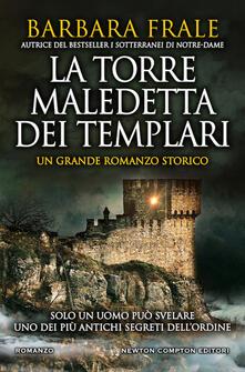 La torre maledetta dei templari - Barbara Frale - copertina