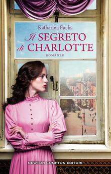 Il segreto di Charlotte - Katharina Fuchs - copertina