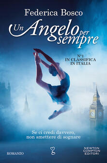 Un angelo per sempre - Federica Bosco - copertina
