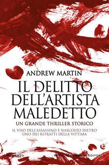 Il delitto dell'artista maledetto - Andrew Martin,Paolo Ippoliti - ebook