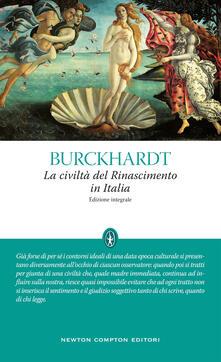 La civiltà del Rinascimento in Italia. Ediz. integrale.pdf