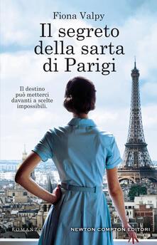 Il segreto della sarta di Parigi - Fiona Valpy - copertina