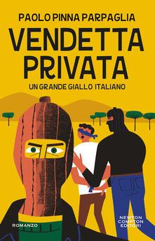Vendetta privata - Paolo Pinna Parpaglia - copertina