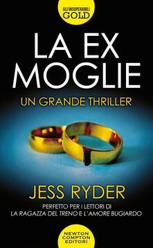 La ex moglie - Jess Ryder - copertina