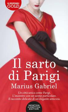 Il sarto di Parigi - Marius Gabriel - copertina