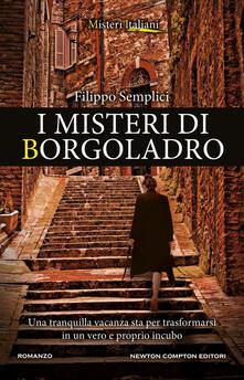 I misteri di Borgoladro - Filippo Semplici - ebook